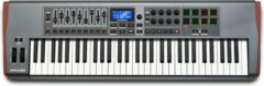 Grijze Novation Impulse 61 61toetsen USB Zwart MIDI toetsenbord