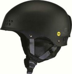 K2 Phase Mips Zwart S - Skihelm