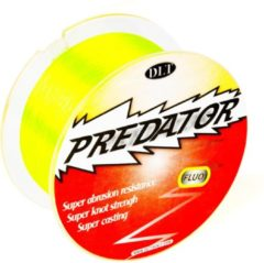 Gele DLT Predator Fluo - Nylon - 0.22 mm - 4.9 kg - 450 m