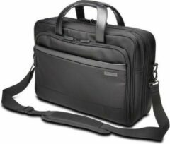 Kensington Contour 2.0 Business Laptop Aktentas - Geschikt Voor 15.6 Inch Laptop - Polyester - Duurzaam, Waterafstotend Materiaal - Ergonomisch - Zwart - 1 Stuk