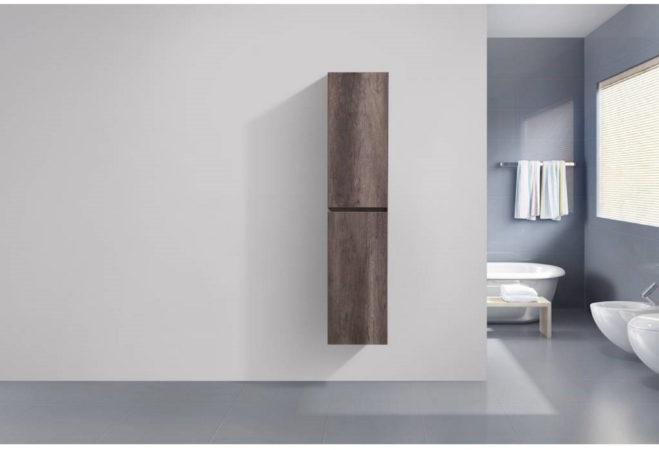 Afbeelding van Kolomkast Sanilux Infinity 160x35x35 cm Century Oak
