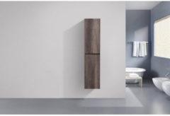 Kolomkast Sanilux Infinity 160x35x35 cm Century Oak