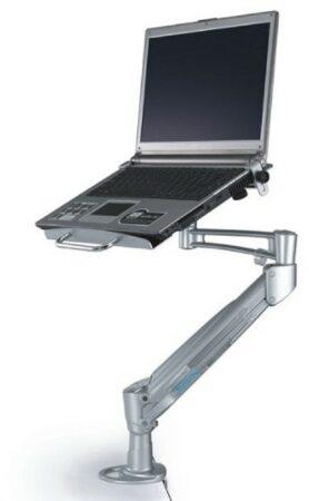 Afbeelding van NewStar NOTEBOOK-D200 Laptopstandaard Kantelbaar, In hoogte verstelbaar