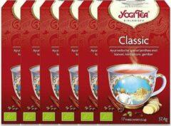 Yogi Tea Classic Voordeelverpakking