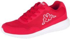 Sneaker Kappa rood/wit