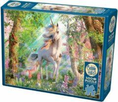 Cobble Hill Legpuzzel Unicorn In The Woods 500 Stukjes