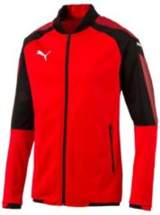 Trainingsjacke Ascension Stadium Jacket in sportlichem Design 654923-05 Puma Puma Red-Puma Black