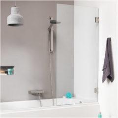 Roestvrijstalen Get Wet by Sealskin I AM badwand 1 delig 850 breed 1600 hoog Roestvrij staal helder glas metantikalk SK010855325100