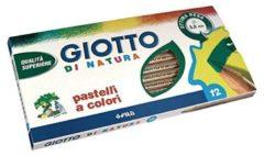 GIOTTO PASTELLI A COLORI NATURA PZ12 240600 1345
