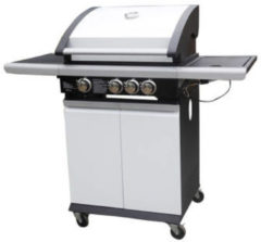 "Witte Patton Patio Chef 3+-Burner Gasbarbecue ""Alpine White"""