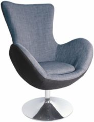 Home Style Fauteuil Butterfly in grijs