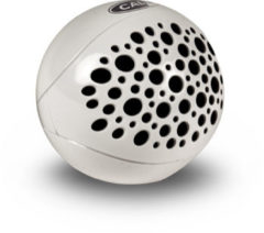 Caliber HSG305BT/W - Draagbare bluetooth speaker - Wit