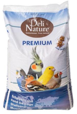 Afbeelding van Deli Nature Schelpenzand Premium Wit 20 kg