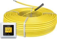 Magnum elektrische vloerverwarming Comfort set, 29300x7mm, flex kabel, oppervlakte 3m²