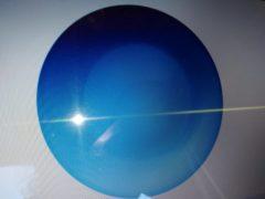 Bormioli Rocco New Acqua Tone Blauw Plat Bord 26.8 (set van 18)