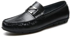 Rosegal Male Outdoor Soft Driving Flat Loafers Leather Men Casual Shoes