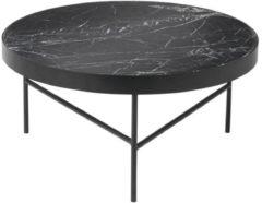 Ferm LIVING Marble Tisch - schwarz