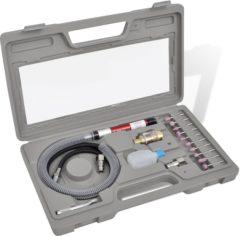 VidaXL - Accessoire voor compressor Pneumatische slijpmachine set