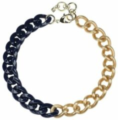 Marineblauwe CAMPS & CAMPS - collier - navy