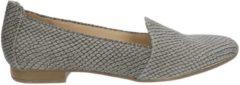 Nelson dames loafers - Licht grijs - Maat 40