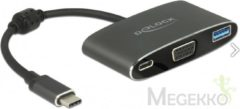 DeLOCK 62992 USB 3.0, VGA interfacekaart/-adapter