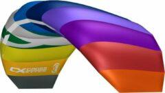 Cross Kites CrossKites Air 2.5 (2 lijns + straps) Rainbow