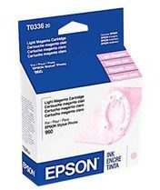 Armor Epson inktcartridge licht magenta t0336 - 440 pagina\'s - c13t03364010