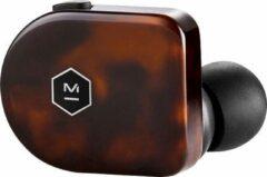 Master & Dynamic MW07 Headset In-ear Zwart, Bruin