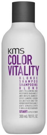 Afbeelding van KMS California KMS - Color Vitality - Blonde Shampoo - 300 ml