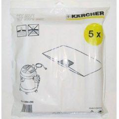Karcher Kärcher 6.904-290.0 Staubsaugerbeutel für Staubsauger 69042900, 6.904-290.0