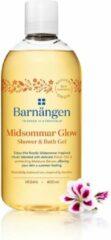 Barnängen Midsommar Glow Shower & Bath Gel vochtinbrengende bad- en douchegel 400ml