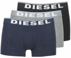Donkerblauwe Diesel boxershort (set van 3)