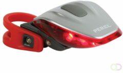 Perel Fietsachterlicht - 6 LED - Rood