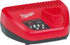 Milwaukee C12C Snellader 4932352000, passend voor Milwaukee staafaccusysteem C12B