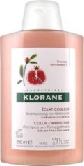 Redken Klorane Color Radiance Shampoo With Pomegranate 200ml