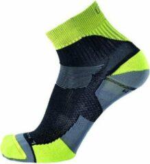 Gele Mico - light weight argento x-static running socks