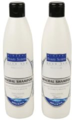 MINERAL Beauty System MBS Mineral Shampoo 2er Pack