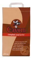 Cavom Compleet Pup/Junior Rund&Vlees - Hondenvoer - 5 kg - Hondenvoer