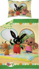 Bing Bunny Junior Dekbedovertrek 100x135cm