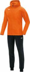 Oranje Jako Polyesterpak met kap classico m9450-19