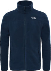 The North Face 100 Glacier Full Z - Fleecejacke für Herren - Blau
