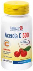 Longlife Acerola C 500 Integratore Alimentare 30 Compresse