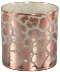 Roze PTMD COLLECTION Stormlicht Met Giraffe Print - PTMD - Goud - Glas