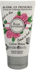 Jeanne en Provence Rose Handcreme 75 ml