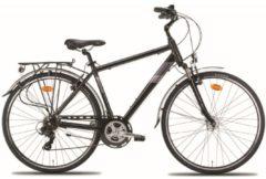 Montana Bike 28 ZOLL CITY FAHRRAD MONTANA BLUECITY 21 GANG Citybike Herren schwarz