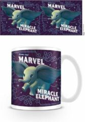 Witte Disney Dinsey Dumbo Movie Come And Marvel Mok