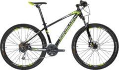 27,5 Zoll Herren Mountainbike 27 Gang Shockblaze... schwarz, 52cm
