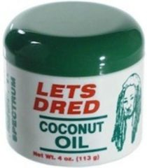 Lets Dred Coconut Oil 114 gr