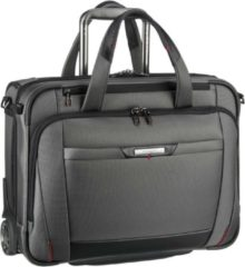 Pro-DLX 5 Upright 2-Rollen Business Trolley 46 cm Laptopfach Samsonite magnetic grey
