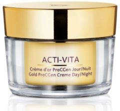 Monteil Gesichtspflege Acti-Vita Gold ProCGen Creme Day/Night 50 ml